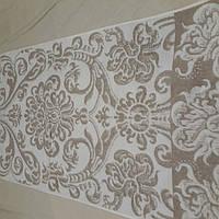 Полотенце махровое ТМ Речицкий текстиль, Петергоф хлопок/лен, 67х150 см