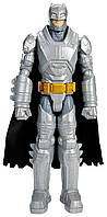 Фигурка Бетмена в железном костюме. Batman v Superman: Dawn of Justice Armor Batman Figure.
