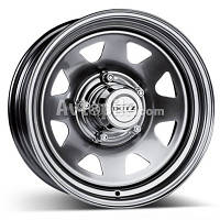 Литые диски Dotz Dakar R17 W7 PCD6x114.3 ET30 DIA66.1 (silver)