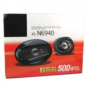 Колонки автомобильные XS-N6940