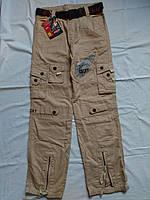 Моднейшие Летние брюки, штаны на мальчика подростка Cocky 9-14 лет