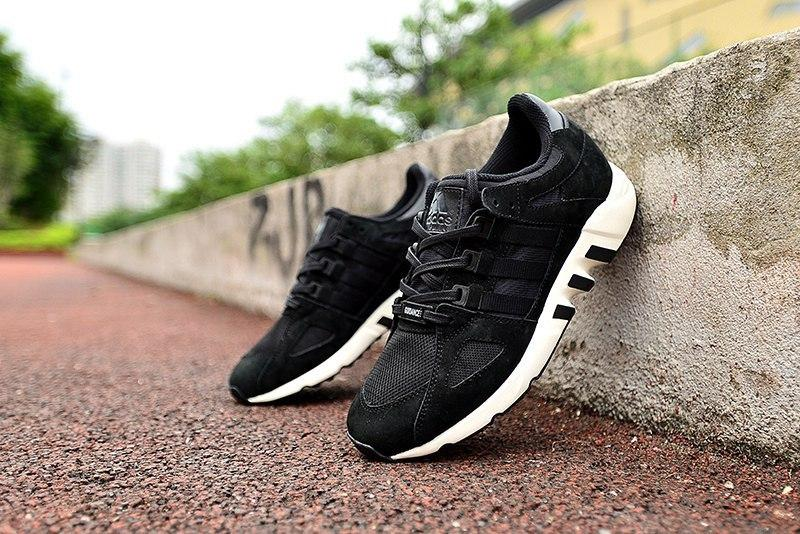 Кроссовки adidas EQT Running Support 93 Black/White