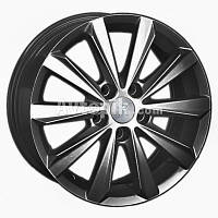 Литые диски Replica Volkswagen (VW117) R16 W6.5 PCD5x112 ET50 DIA57.1 (silver)