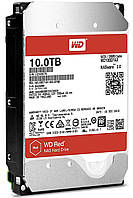 HDD 10TB 5400 SATA3 3.5 WD Red WD100EFAX