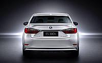 Спойлер багажника ( сабля, лип спойлер ) Lexus ES 2012+ г.в.