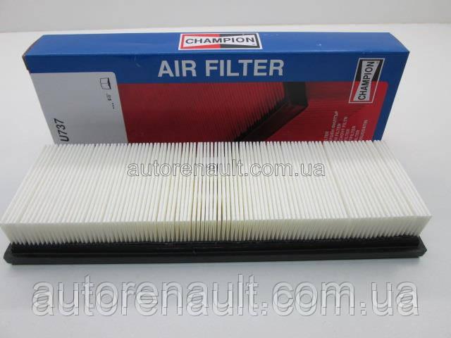 Фильтр воздушный, Рено Мастер 1.9 dTi 2000> CHAMPION U737