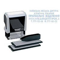Самонаборный штамп Trodat 4913Ukr 5 строк