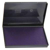 Штемпельная подушка Trodat 9051 9х5см фиолетовая