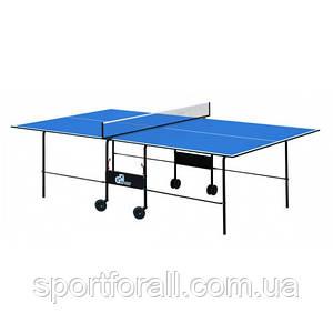 Тенісний стіл GSI-Sport Athletic Light Синій Gk-2