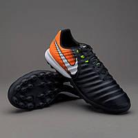 Бутсы футбольные для игры на жестких покрытиях Nike Tiempox FINALE TF (арт. 897764-008)