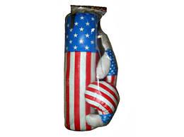 Бокс USA средний Пок. /10/
