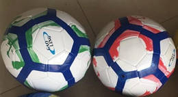 Мяч футбольный BT-FB-0165 EVA 320г 3цв.ш.к./60/