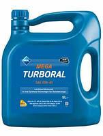 Масло моторное полусинтетическое Aral MegaTurboral SAE 10W-40 5 литров