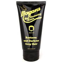 Крем для затемнения седины Morgan's hair darkening cream 150ml tube