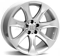 Литые диски WSP Italy BMW (W653) X5 Detroit R18 W7 PCD5x110 ET40 DIA65.1 (anthracite polished)