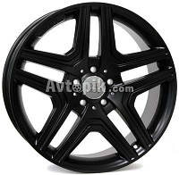 Литые диски WSP Italy Mercedes (W766) AMG Nero R19 W8.5 PCD5x112 ET56 DIA66.6 (anthracite polished)