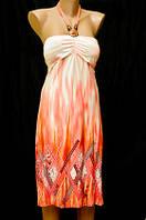 Платье летнее светлых тонов Италия