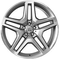 Литые диски WSP Italy Mercedes (W774) Ischia R20 W8.5 PCD5x112 ET29 DIA66.6 (silver polished)