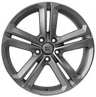 Литые диски WSP Italy Volkswagen (W467) Xiamen R17 W7 PCD5x112 ET47 DIA57.1 (silver)