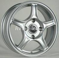 Литые диски RZT 53983 R14 W5.5 PCD4x114.3 ET35 DIA67.1 (silver)