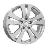 Литые диски КиК КС625 (Kia Sportage SL) R17 W6.5 PCD5x114.3 ET35 DIA67.1 (алмаз)