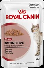 Royal Canin Instinctive Консервированный корм для кошек старше 1 года, 85г