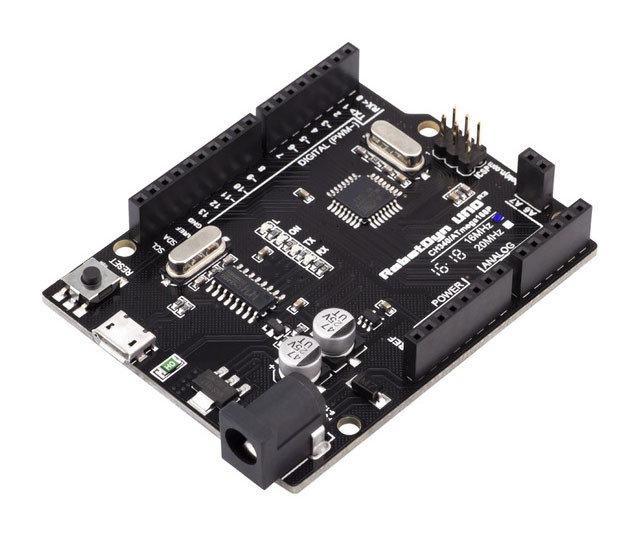Arduino UNO R3 MEGA168 CH340G + A6-A7 micro USB