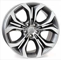 Литые диски WSP Italy BMW (W674) Aura R18 W8 PCD5x120 ET43 DIA74.1 (антрацит)