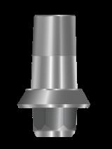 Титанове основу з фіксацією (сумісно з Sirona) 4,8 мм