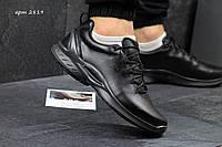 Мужские кроссовки Ecco Biom, черные, демисезонные