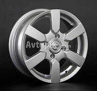 Литые диски Replay Nissan (NS30) R15 W6 PCD4x114.3 ET45 DIA66.1 (silver)
