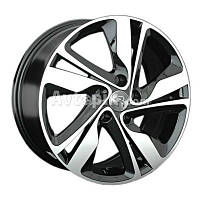 Литые диски Replay Hyundai (HND157) R16 W6.5 PCD5x114.3 ET46 DIA67.1 (silver)