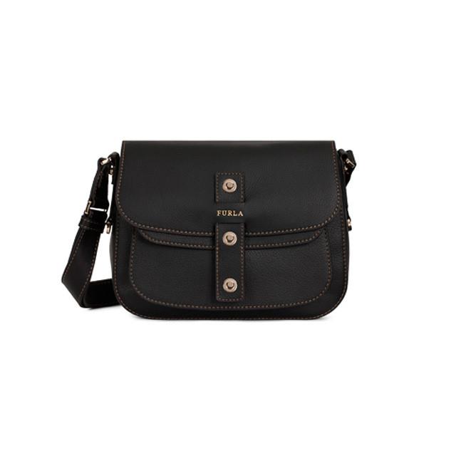 Женская сумочка через плечо Furla Emma Shoulder Bag Onyx