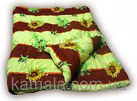 Одеяло  ( Двойной силекон) -полуторка ткань полиестер