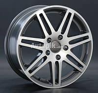Литые диски Replay Audi (A25) R17 W7.5 PCD5x112 ET28 DIA66.6 (white)
