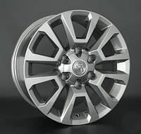 Литые диски Replay Toyota (TY182) R17 W7.5 PCD6x139.7 ET25 DIA106.1 (HPB)