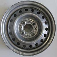 Стальные диски Steel ДК R14 W5.5 PCD4x100 ET43 DIA60 (серебро)