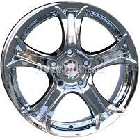 Литые диски RS Wheels 5161TL R14 W6 PCD4x98 ET34 DIA58.6 (MHS)
