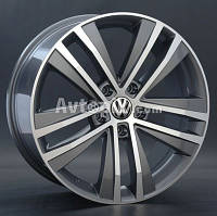 Литые диски Replay Volkswagen (VV44) R17 W7.5 PCD5x112 ET47 DIA57.1 (BKF)