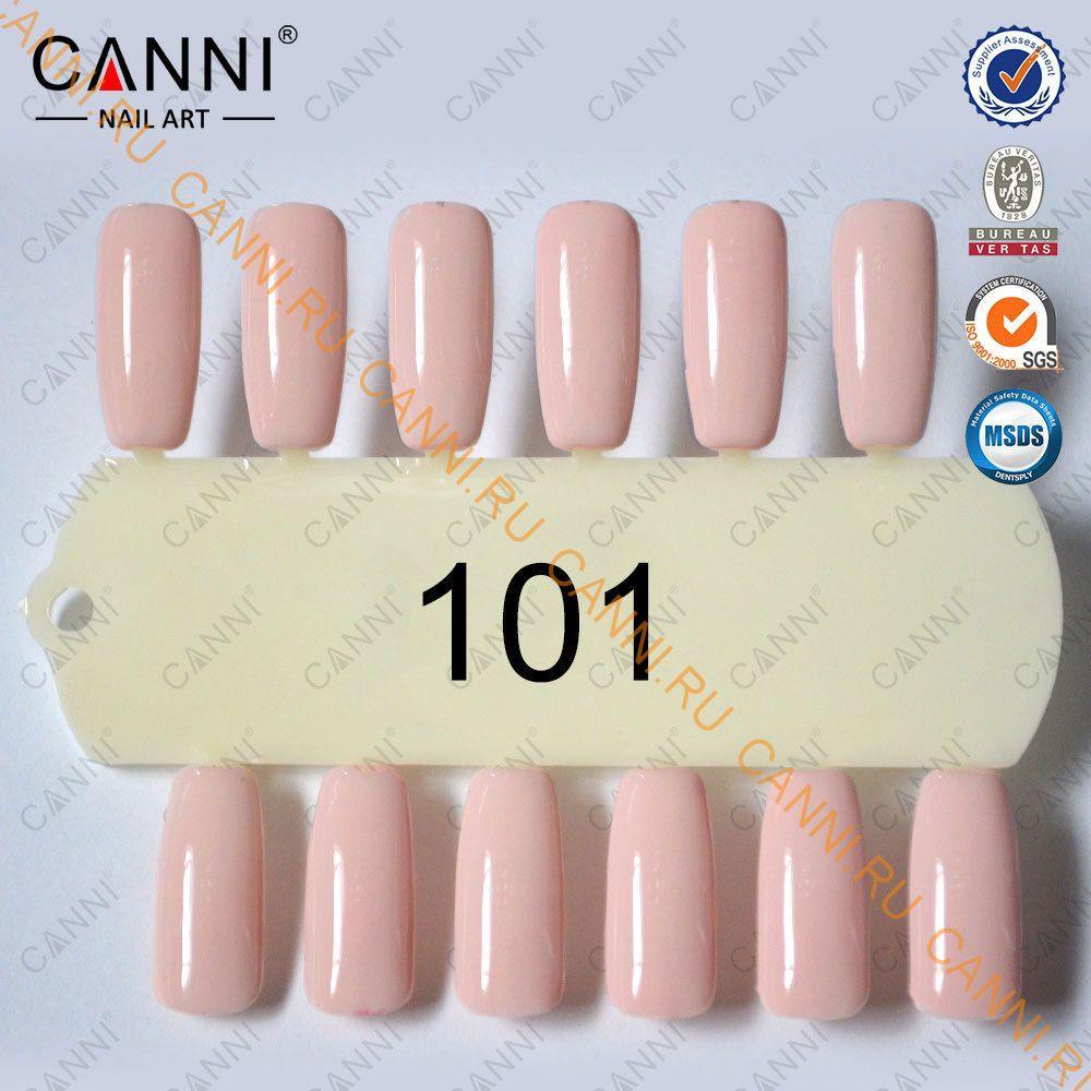 Гель лак Canni 101