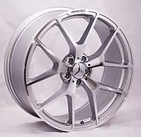 Литые диски Replica Mercedes (BK933) R19 W8.5 PCD5x112 ET35 DIA66.6 (matt black)