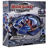 Арена збірна на 2х гравців Monsuno (Strike Sector Combat Set)