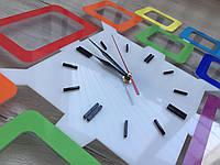 Часы с фото цветные
