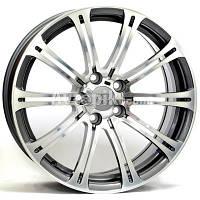 Литые диски WSP Italy BMW (W670) M3 Luxor R18 W8 PCD5x120 ET15 DIA74.1 (anthracite)