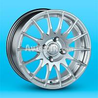 Литые диски Replica Peugeot (JT1178) R16 W6.5 PCD4x108 ET20 DIA65.1 (silver)