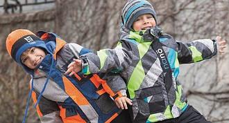 Зимние термокомбинезоны для мальчиков, костюмы