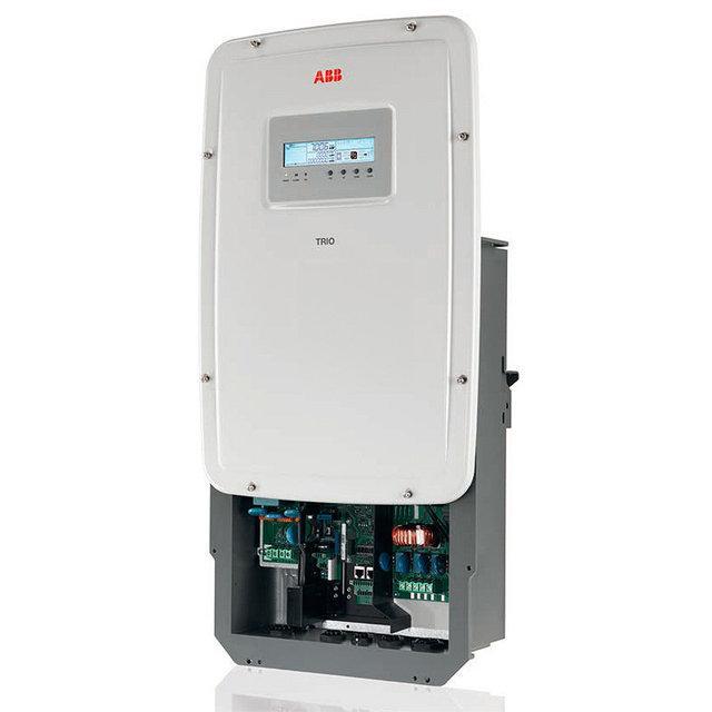 Солнечный инвертор сетевой  ABB-S 7,5 кВт, 3Ф