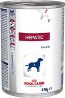 Royal Canin Hepatic Диета при заболеваниях печени у собак, 420 г