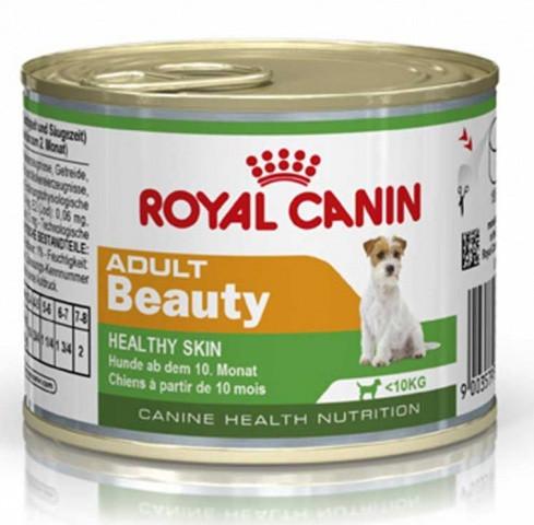 Консерва Royal Canin (Роял Канин) Adult Beauty WET для взрослых собак мелких пород, 195 г