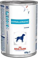 Royal Canin Hypoallergenic Консерва для собак с пищевой аллергией, 400 г